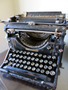 This Underwood No. 5 from 1919 needed a lot of love, but was well worth the effort.